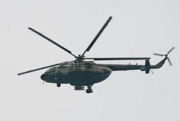 Российский вертолет с восемью людьми пропал у Шпицбергена