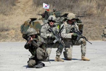 США направили к Корейскому полуострову «обезглавливающий» врага спецназ