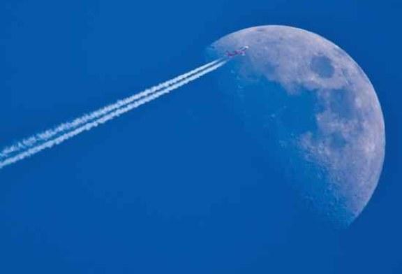 Планетологи доказали, что на Луне была атмосфера