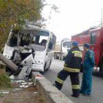 Источник: попавший в ДТП в Волгограде водитель автобуса поменял показания