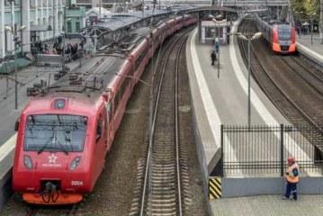 Аэроэкспрессы следуют в московский аэропорт Шереметьево с задержками