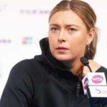 Мария Шарапова вылетела с турнира в Пекине после крупного поражения