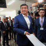 Лидер президентских выборов в Киргизии пообещал продолжить дело Атамбаева