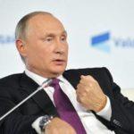 Путин намерен провести встречу с отставными губернаторами