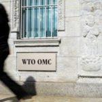 Киев подал третий иск в ВТО против России по импорту продовольствия и обоев
