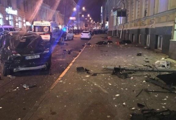 Мочанов назвал причины кровавого ДТП в Харькове (видео)