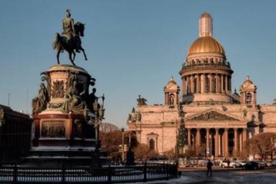 В Петербурге заложат памятную капсулу в честь грядущего 315-летия города