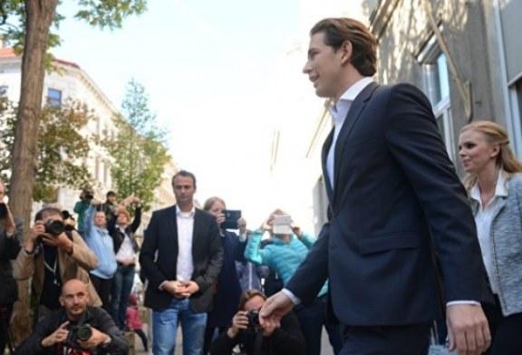 Лидеры партий проголосовали на выборах в Австрии