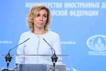 Захарова ответила на обвинения во «влиянии» РФ на США через Pokemon Go