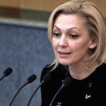 Ольгу Тимофееву избрали вице-спикером Госдумы от «Единой России»