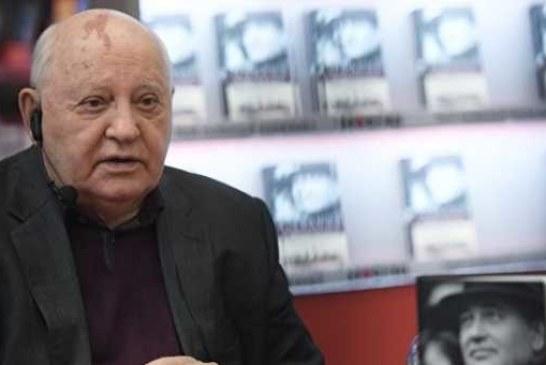Горбачев о перестройке: «весь мир пришел в движение»