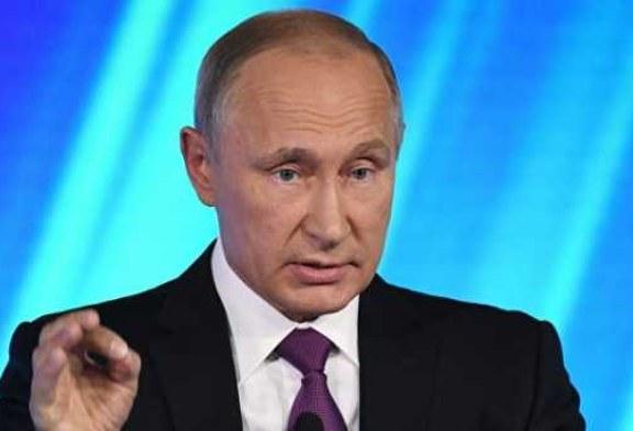 Россия выступает за справедливое решение кипрской проблемы, заявил Путин
