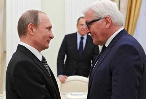 Путин встретится с президентом ФРГ Штайнмайером 25 октября