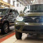 Пикап УАЗ «Патриот» в скором времени появится в Мексике