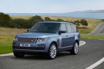 Подогрев подлокотников и массаж горячими камнями: рассекречен новый Range Rover