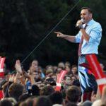 Дородный и фотогеничный Навальный