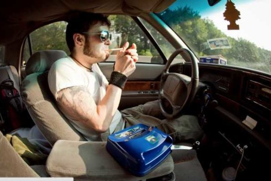 Минздрав запретит водителям курить