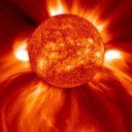 Специалисты предсказывают мощную магнитную бурю на Земле