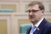 Косачев удалил аккаунт в Twitter после решения соцсети по RT и Sputnik