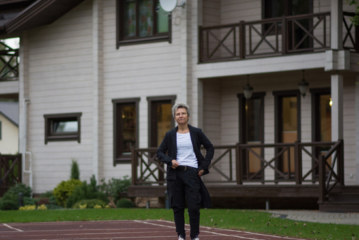 Светлана Сурганова: «Я — доктор одного пациента, это моя мамулечка»