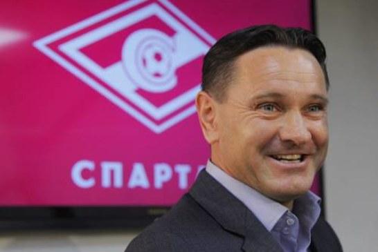 Аленичев пожелал «Спартаку» удачи: надеемся увидеть в плей-офф Лиги чемпионов