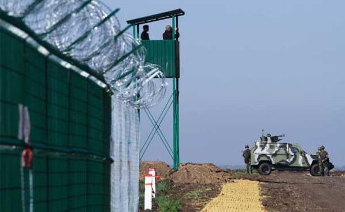 На Украине власти обнаружили 150 километров «частной» границы с Венгрией