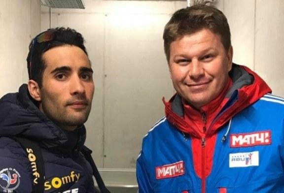 Дмитрий Губерниев рассказал о новом конфликте с Мартеном Фуркадом