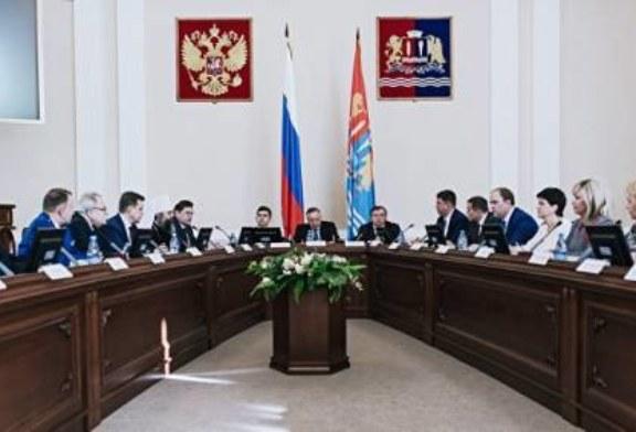 Полпред представил врио губернатора правительству Ивановской области