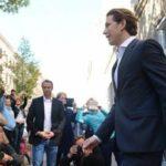 На выборах в Австрии лидирует партия главы МИД страны