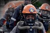Завершена эвакуация людей из горящей шахты в Пермском крае