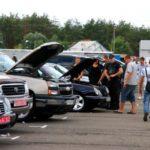 На украинском авторынке водителей «разводят»  по-новому