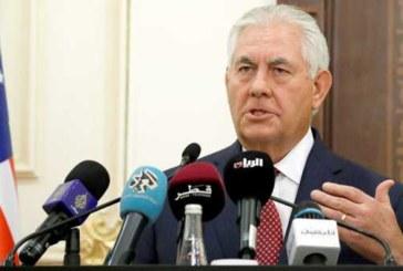 Тиллерсон призвал Ирак и Курдистан к диалогу