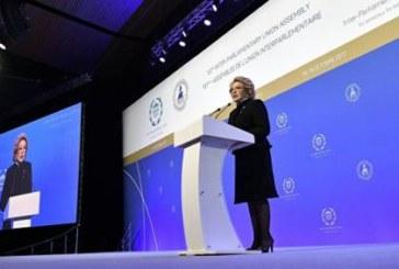 Матвиенко передала главе парламента Вьетнама «добрые пожелания» от Путина