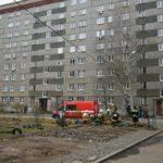 В Ижевске пресекли попытку мародерства на развалинах обрушившегося дома