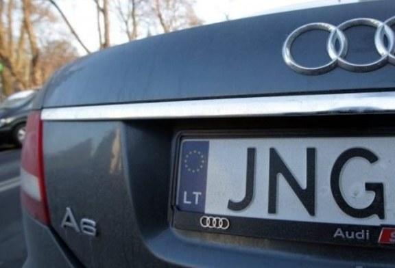 Стало известно сколько в Украине угнали «евроблях» за год