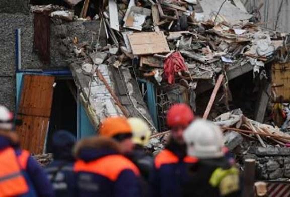 Глава МЧС Пучков прибыл в Ижевск, где обрушился жилой дом