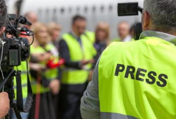 В Москве журналистку РЕН ТВ избили во время подготовки сюжета