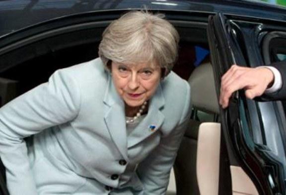 Мэй призвала Европу к бдительности из-за «российской угрозы»