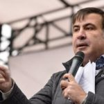Саакашвили заявил, что его малолетнего сына задержали в киевском аэропорту