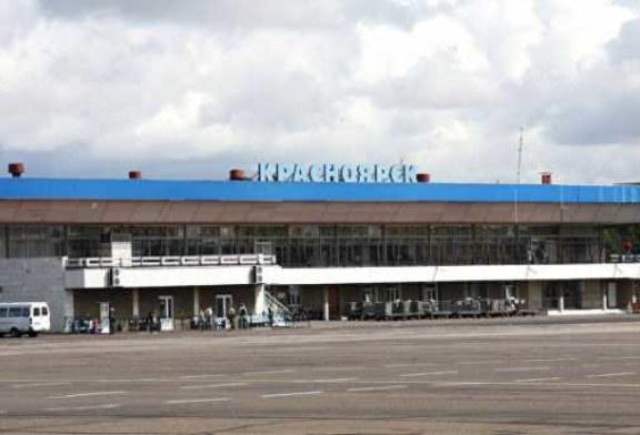 В Красноярске шесть самолетов не смогли приземлиться из-за сильного ветра