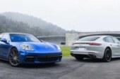 Porsche покажет четыре новых спорткара и один кроссовер