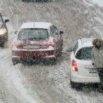 Снегопад в Москве спровоцировал рост аварий на дорогах
