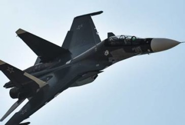 Пентагон: российский Су-30 перехватил над Черным морем самолет ВМС США
