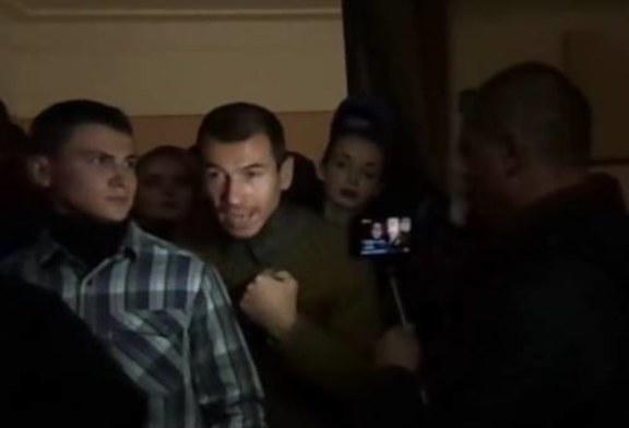 Шариковы нашего времени: опубликовано видео срыва спектакля Райкина в Одессе