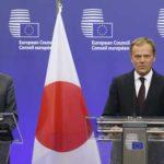 Япония и ЕС заключат соглашение о свободной торговле до конца года