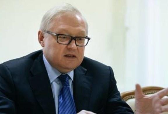 Пора прекращать игры вокруг сделки по иранскому атому, заявил Рябков