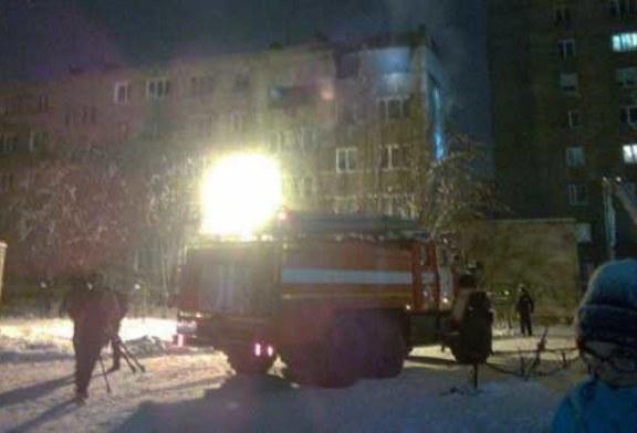 Источник: в Мурманске при пожаре в жилом доме пострадали два человека