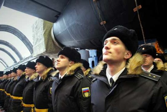 Кремль принес атомную подлодку «Князь Олег» в жертву