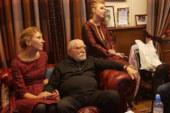 Драма в семье Джигарханяна: жена еле впустила забрать пожитки