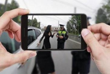 Гаишников разрешили снимать на видео официально